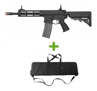 Rifle Airsoft Cm16 Raider 2.0 M4 G&g + Bag Para Transporte