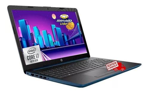 Laptop Portátil Hp Core I7 10ma Gnr 8gb 500 Gb Led 15.6 Dvd