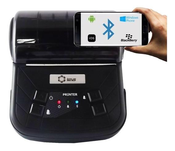 Mini Impressora Portátil Bluetooth Térmica 80mm # Android #