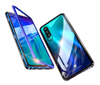 Case Funda Huawei Magnético Imantado P30, P30 Pro, P30 Lite