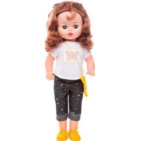 Boneca Look Fashion Estrela - Vic