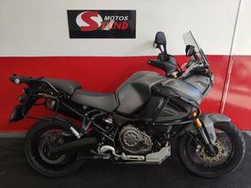 Yamaha Xt 1200 Z Super Tenere 1200 Abs 2014 Cinza