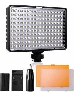 Lampara Para Video 180 Leds, Bateria De Ultralarga Duracion