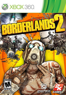 Borderlands 2 Game Of The Year Edition Xbox 360