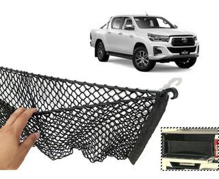 Rede Cargo Bag Caçamba Picape Toyota Hilux Todas As Versões