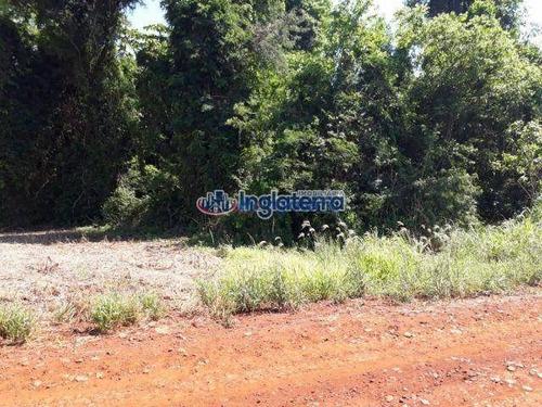 Chácara À Venda, 11954800 M² Por R$ 1.050.000,00 - Zona Rural - Londrina/pr - Ch0008