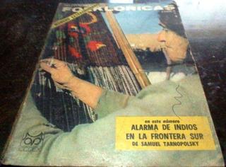 Selecciones Folkloricas Códex Nº 4 - Revista - 1965 - Coplas