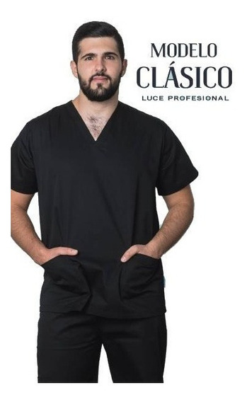 Uniforme Quirúrgico Hombre Modelo Clásico, Marca Quirux