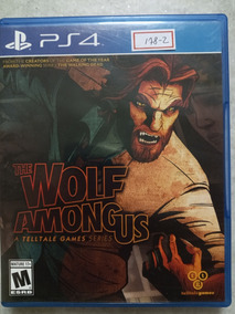 Jogo Sony Ps4 The Wolf Among Us