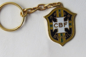 Chaveiro Da Cbf ( Confederação Brasileira De Futebol)