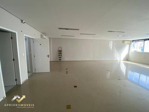 Sala Para Alugar, 200 M² Por R$ 6.000,00/mês - Jardim - Santo André/sp - Sa0171