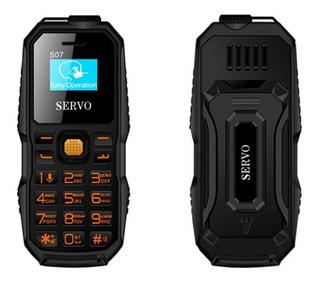 Discador Bluetooth Mini Telefone Celular 0.66 Polegada Tela