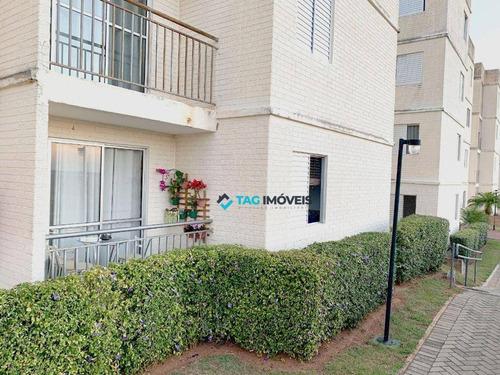 Imagem 1 de 24 de Apartamento Com 2 Dormitórios À Venda, 50 M² Por R$ 220.000,00 - Parque Jambeiro - Campinas/sp - Ap2480