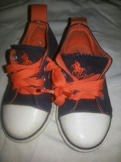 Zapatos Polo Niños