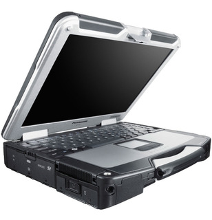 Notebook Panasonic Toughbook Cf-31 I5 500gb Win7 Computador