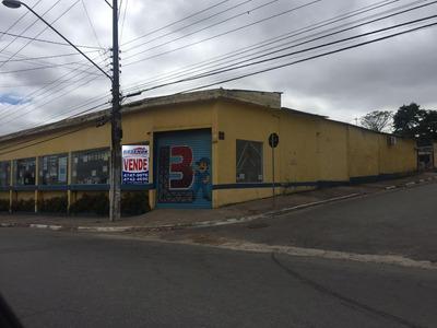 Prédio Comercial À Venda Próximo Centro Suzano Cm-0015