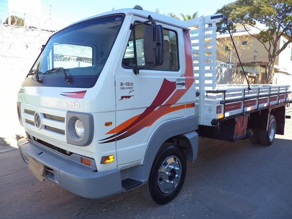 Caminhão Vw-8150 Delivery Plus 2010/2011 Carroceria