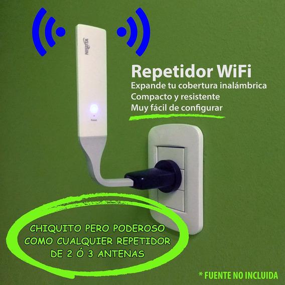 Ns-wireu: Repetidor Extensor Wifi Usb Nisuta No Incluye Usb