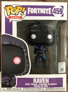 Funko Pop Fortnite 459 Raven Nuevo Original Magic4ever