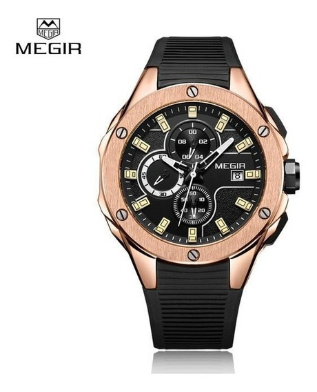 Relógio Masculino Megir Prova D