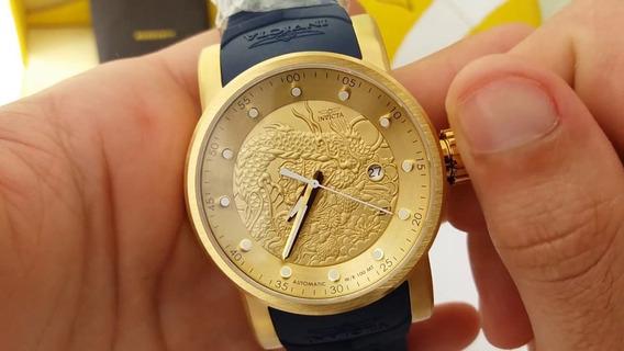 Vendo Relógio Yakuza Preto Top De Linha Preço Popular