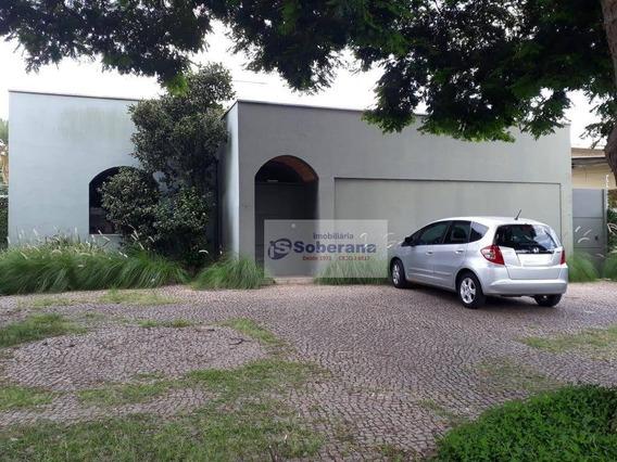 Casa Para Alugar, 360 M² Por R$ 15.000/mês - Nova Campinas - Campinas/sp - Ca3569