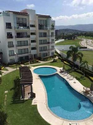 (crm-1404-1522) Departamento Amueblado En Paraíso Country Club Clave Dd219