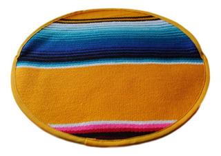 Tortilleros De Sarape Mexicano