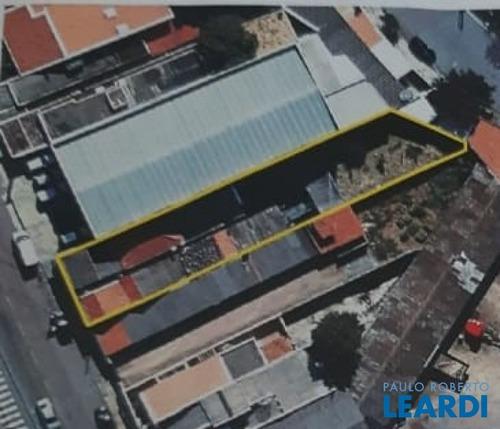 Terreno - Vila Garcia - Sp - 630204