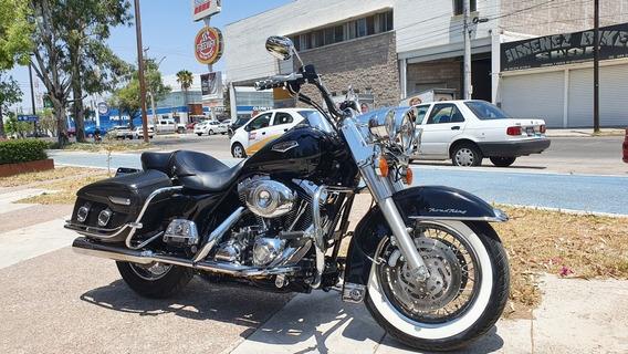 Harley-davidson Road King Clásicc
