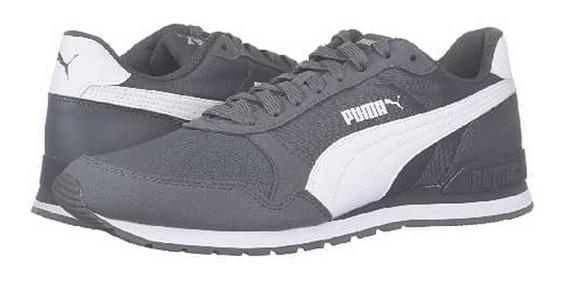 Zapatos Puma St Runner V2 Sneaker Caballero Talla 9.5 Us (70