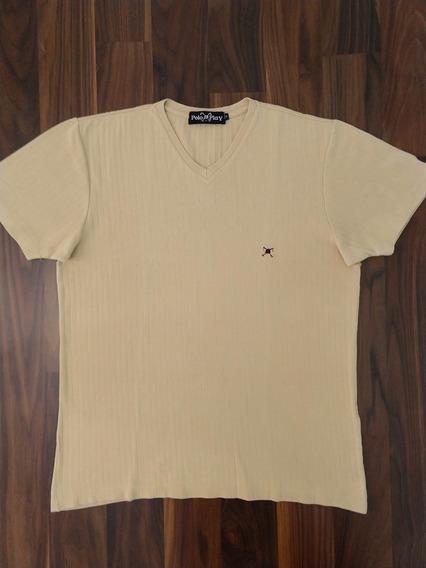 Camiseta Masculina Polo Play M Original Nova Promoção Única