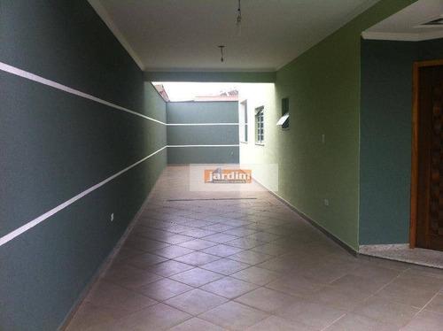 Sobrado Residencial À Venda, Vila Rosa, São Bernardo Do Campo. - So0731
