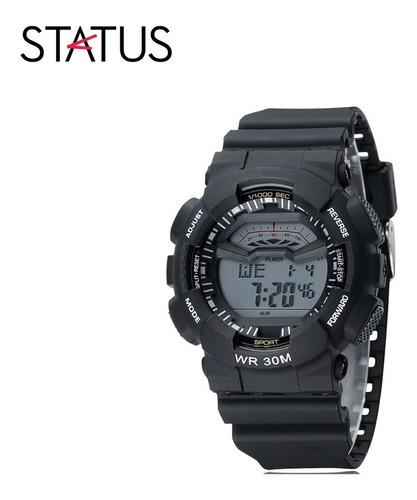 Reloj Sumergible Digital De Hombre Con Varias Funciones 901a