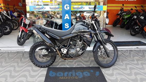 Yamaha Xt 660r 2015 Preta Impecável