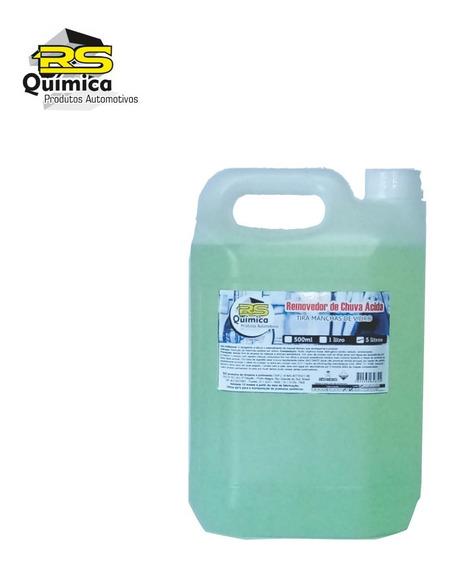 Removedor De Chuva Ácida 5l Rs Química