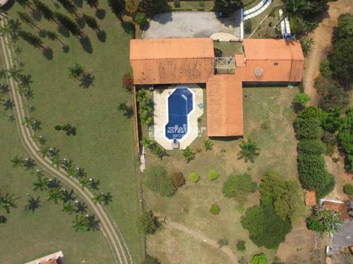 Imagem 1 de 30 de Venda Chácara / Sítio Rural Jardim Pedra Mar Jacareí R$ 1.560.000,00 - 34432v