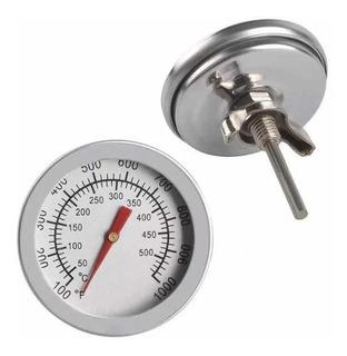 Termómetro Para Horno Asador 50 - 500 Grados Medicion