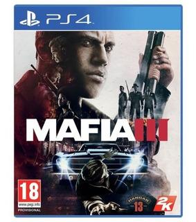 Mafia 3 Ps4 Juego Fisico Nuevo - Daleplay