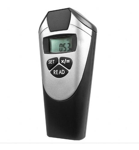 Imagen 1 de 8 de Medidor De Distancia Ultrasonico Compacto