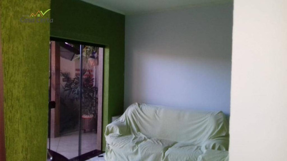Casa Com 3 Dormitórios À Venda, 117 M² Por R$ 300.000 - Jardim Itamaraty - Mogi Guaçu/sp - Ca1474