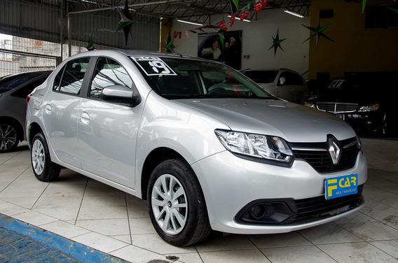 Renault Logan Expr 1.0 2019 Financio S/entrada So Trabalhar!