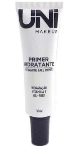 Imagem 1 de 1 de Primer Hidratante Face Oil 30ml Unimakeup