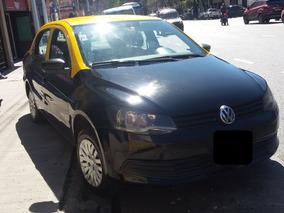Volkswagen Voyage Gnc 5ta, Listo Para Trabajar, Inmaculado!!