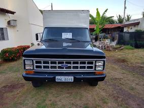 Ford F100 1972 Reformada Com Baú