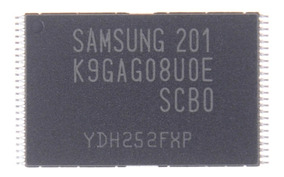 Ci Memoria Nand Un32d5500 Un40d5500 D5500 Virgem K9gag08u0e