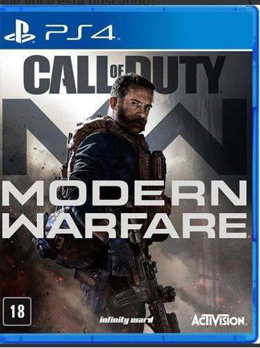 Call Of Duty Modern Warfare Mídia Digital - Conta Primária