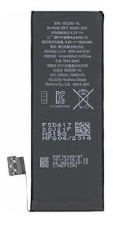 Reemplazo Kastar Para iPhone 5s - 5c Interna Li Ion 3.8v 156