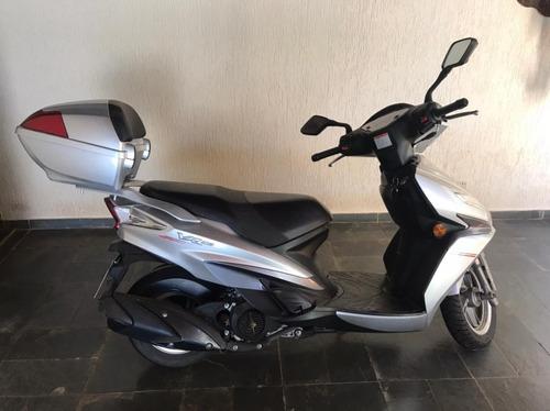 Scooter Haouje Vr 150 Modelo 2020/2021 Único Dono 1.156 Km
