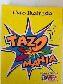 Coleção Completa Tazos Mania Pernalonga Elma Chips + Álbum